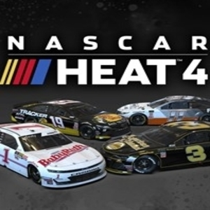 NASCAR Heat 4 October Pack