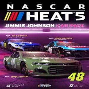 NASCAR Heat 5 Jimmie Johnson Pack