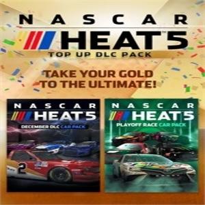 NASCAR Heat 5 Top Up Pack