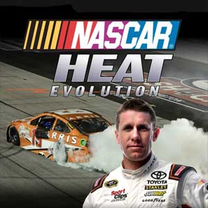 Acheter NASCAR Heat Evolution Clé Cd Comparateur Prix