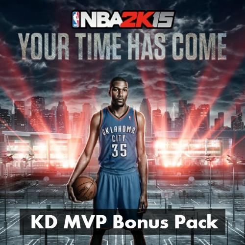Acheter NBA 2K15 KD MVP Bonus Pack Clé Cd Comparateur Prix