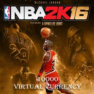 Acheter NBA 2K16 10000 Virtual Currency Xbox One Code Comparateur Prix