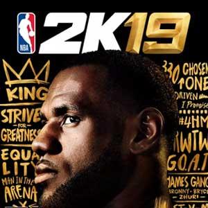 Acheter NBA 2K19 Xbox One Comparateur Prix