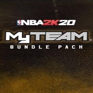 Acheter NBA 2K20 MyTeam Bundle Xbox One Comparateur Prix