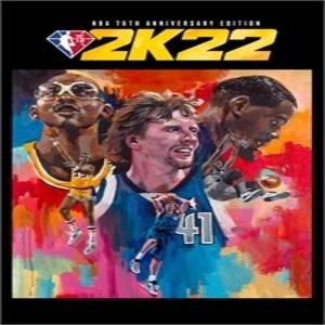 Acheter NBA 2K22 NBA 75th Anniversary Edition Xbox One Comparateur Prix