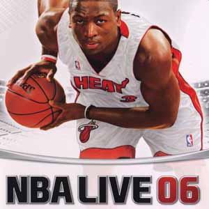 Acheter NBA Live 06 Xbox 360 Code Comparateur Prix