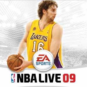Acheter NBA Live 09 Xbox 360 Code Comparateur Prix