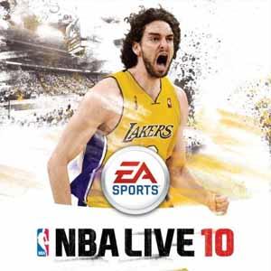 Acheter NBA Live 10 Xbox 360 Code Comparateur Prix