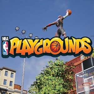 Acheter NBA Playgrounds Clé Cd Comparateur Prix