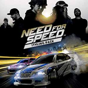 Telecharger Need for Speed Styling Pack PS4 code Comparateur Prix