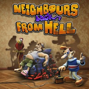 Acheter Neighbours back From Hell Xbox One Comparateur Prix
