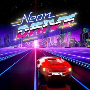 Acheter Neon Drive Clé Cd Comparateur Prix