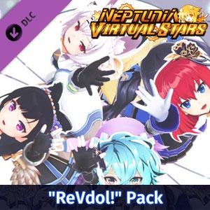 Neptunia Virtual Stars ReVdol Pack