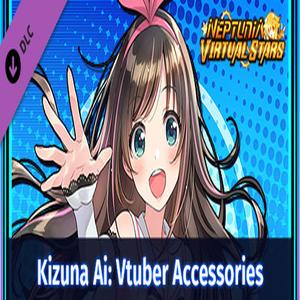 Neptunia Virtual Stars Kizuna AI Vtuber Accessories