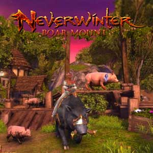 Acheter Neverwinter Boar Mount Xbox One Code Comparateur Prix