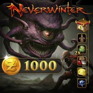 Acheter Neverwinter Legendary Headstart Chest Xbox One Comparateur Prix