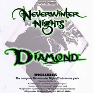 Acheter Neverwinter Nights Diamond Clé Cd Comparateur Prix