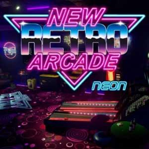 Acheter New Retro Arcade Neon Clé Cd Comparateur Prix