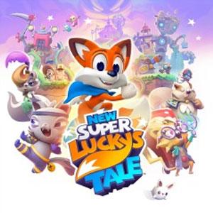 Acheter New Super Lucky's Tale PS4 Comparateur Prix