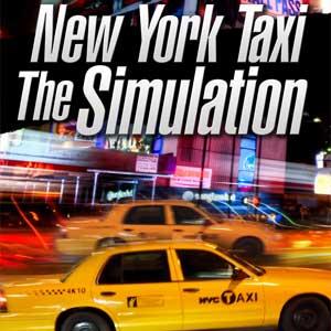 Acheter New York Taxi Simulator Clé Cd Comparateur Prix