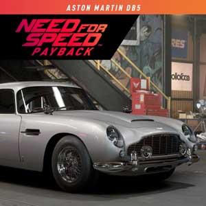 NFS Payback Aston Martin DB5 Super Projet