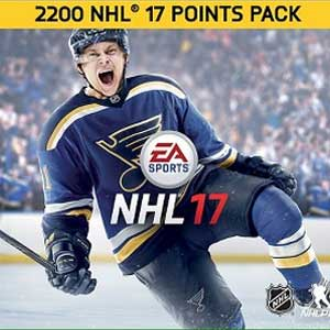 Acheter NHL 17 2200 NHL Jours Xbox One Code Comparateur Prix