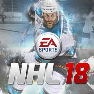 Telecharger NHL 18 PS4 code Comparateur Prix