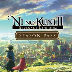 Acheter Ni no Kuni 2 Revenant Kingdom Season Pass PS4 Comparateur Prix