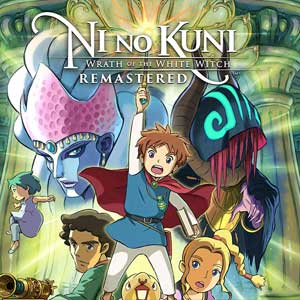 Acheter Ni no Kuni Wrath of the White Witch Remastered Clé CD Comparateur Prix