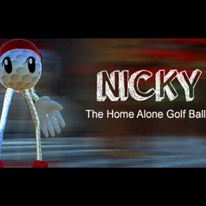 Acheter Nicky The Home Alone Golf Ball Clé CD Comparateur Prix