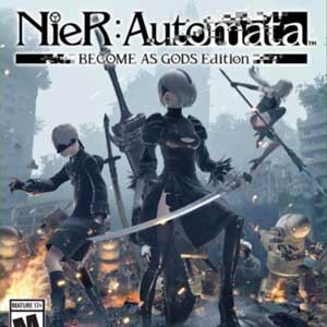Nier Automata Become As Gods Edition