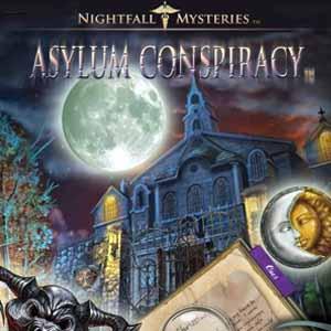 Acheter Nightfall Mysteries Asylum Conspiracy Clé Cd Comparateur Prix