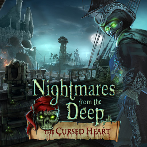 Acheter Nightmares from the Deep The Cursed Heart Cle Cd Comparateur Prix