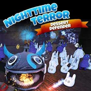 Acheter Nighttime Terror VR Dessert Defender Clé Cd Comparateur Prix