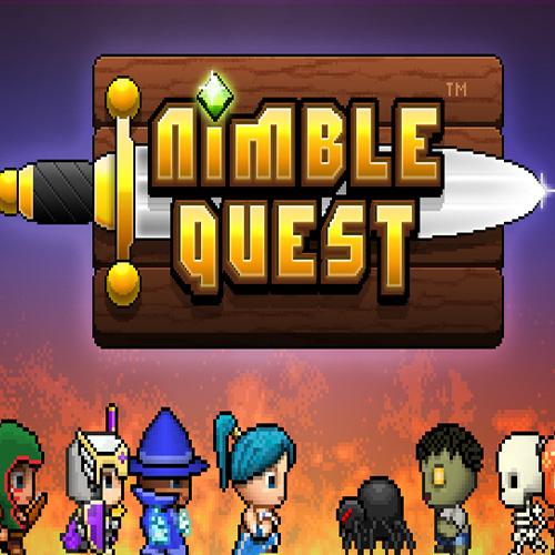 Acheter Nimble Quest Clé Cd Comparateur Prix