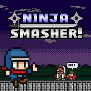 Acheter Ninja Smasher Clé Cd Comparateur Prix