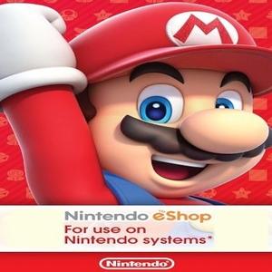 Nintendo eShop Cards