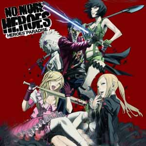Telecharger No More Heroes Heroes Paradise PS3 code Comparateur Prix