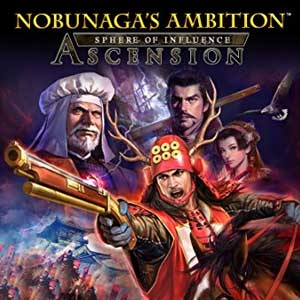 Acheter Nobunaga's Ambition Sphere of Influence Ascension PS4 Comparateur Prix