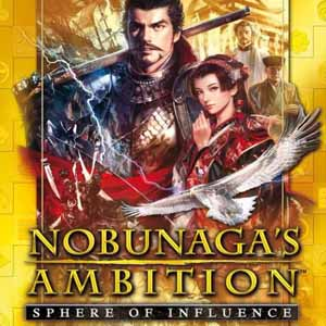 Telecharger Nobunagas Ambition Sphere of Influence PS4 code Comparateur Prix