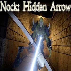 Nock Hidden Arrow