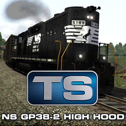 Norfolk Southern GP38-2 High Hood Loco Add-On