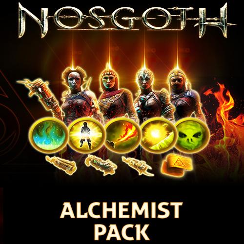 NOSGOTH Alchemist Pack
