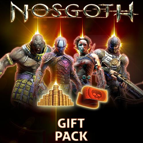 Acheter NOSGOTH Gift Pack Clé Cd Comparateur Prix