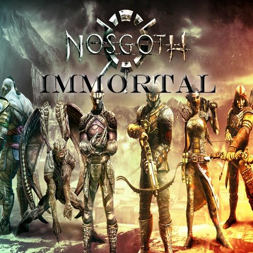 Acheter Nosgoth Immortal Cle Cd Comparateur Prix