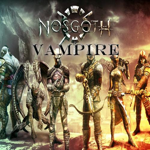 Nosgoth Vampire