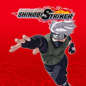 NTBSS Master Character Training Pack Kakashi Hatake Double Sharingan