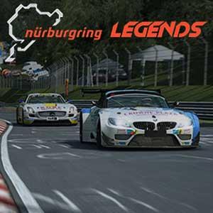 Acheter Nurburgring Legends Clé Cd Comparateur Prix