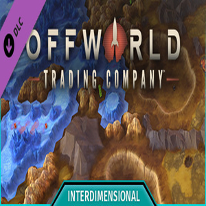 Offworld Trading Company Interdimensional DLC