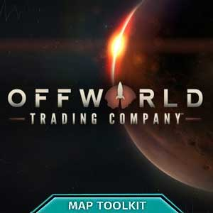 Acheter Offworld Trading Company Map Toolkit Clé Cd Comparateur Prix